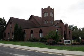 First Presbyterian Church Oostburg