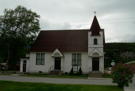 First Presbyterian Church - Skagway