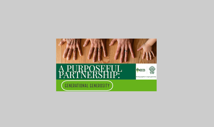 A purposeful partnership
